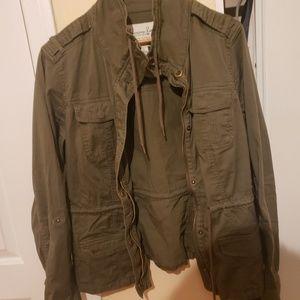 American Rag Cie Military Jacket